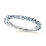 エタニティリング LD633PR5 – ラザールダイヤモンド